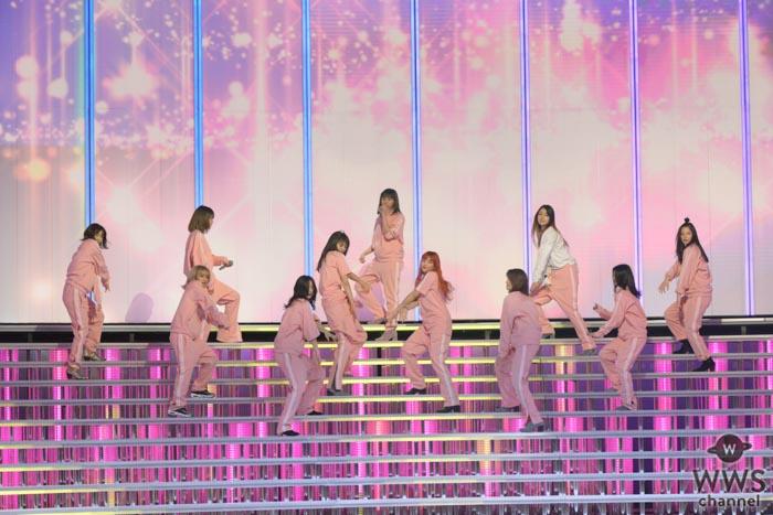 E-girlsが『第68回NHK紅白歌合戦』のリハーサルに登場!