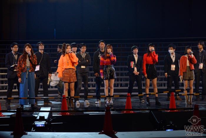 Little Glee Monsterが『第68回NHK紅白歌合戦』のリハーサルに登場!