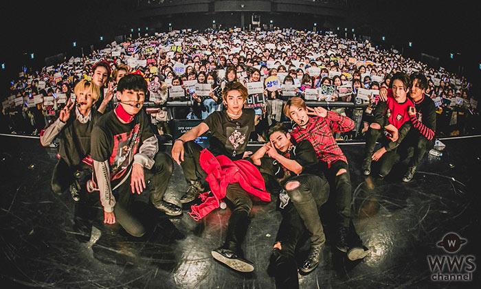K-POP 9人組ダンスボーイズグループ SF9がファンクラブ発足イベントを開催! 超レアな着ぐるみ姿も披露しファンとお祝い!