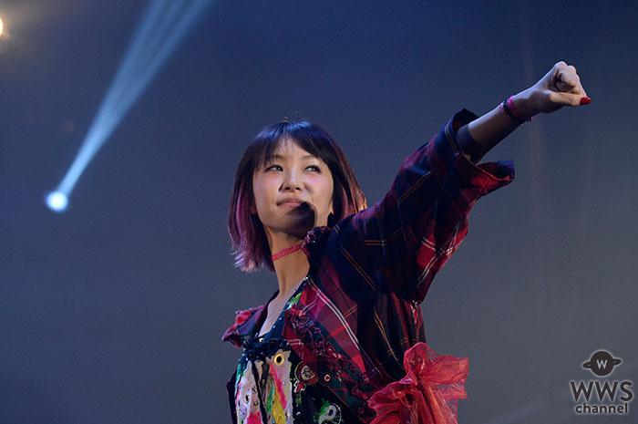 【ライブレポート】LiSA がCOUNTDOWN JAPAN 17/18で1年を締めくくる!「2017年ラスト楽しめますように。最高に楽しんでいきましょう!」