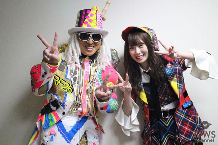 カラフルすぎる!お祭り感がスゴい!SKE48の高柳がDJ KOOとユニットを結成!?