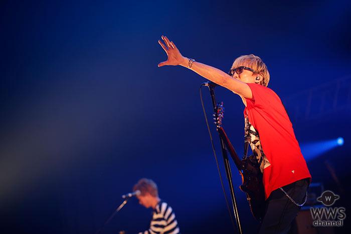 【ライブレポート】スガ シカオ「俺もこれで歌い納めだー!みんなの2018年に送ります!」COUNTDOWN JAPAN 17/18 ASTRO ARENAで『Progress』を含む6曲を熱唱!