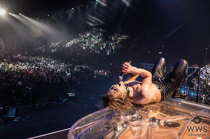 X JAPAN世界最大の米コーチェラ・フェスティバルに出演決定!YOSHIKI人工椎間板置換手術後、初のフルステージ復帰