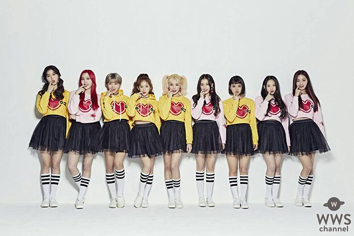 韓国ガールズグループ・MOMOLAND(モモランド) 初のライセンスアルバム リリース決定!M NET音楽番組「M COUNTDOWN」で1位を獲得!