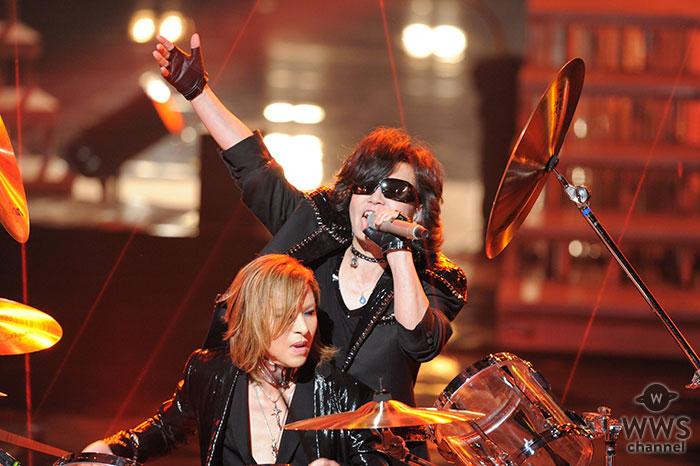<コメント掲載>YOSHIKI 紅白のステージで遂に奇跡の復活! ドラムサプライズ披露で会場中のみならず日本中が大興奮!!「来年も僕たちは前に向かって突き進んでいくつもり」