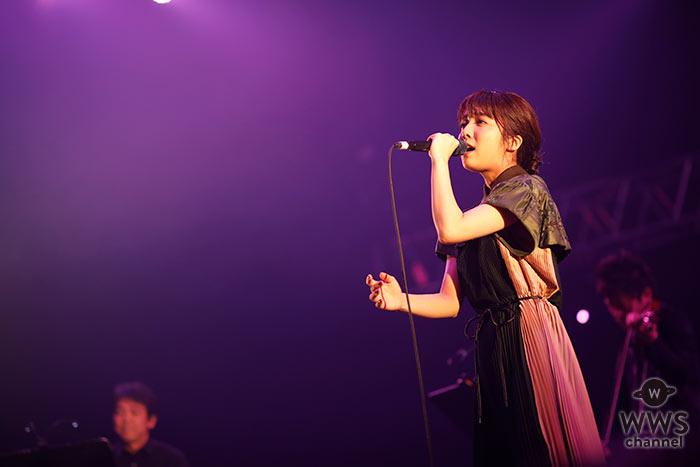 【ライブレポート】上白石萌音『君の名は。』から新たな挑戦をし続けた1年 圧倒的な歌唱力とまったりトークでCOUNTDOWN JAPAN 17/18に癒しを届ける!