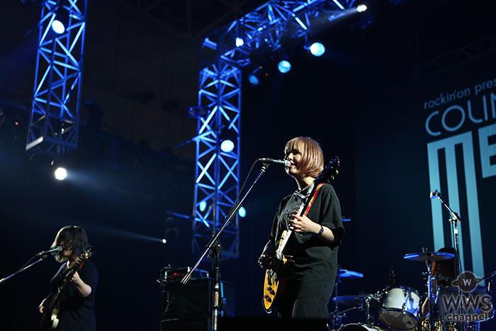 【ライブレポート】年間136本のライブをこなした実力派バンド・yonigeがCOUNTDOWN JAPAN2度目の出演!「今日はどっしりやれております」