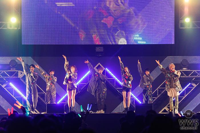 α-X's(アクロス)が東京オートサロン2018でライブ出演!<メンバーコメント掲載>