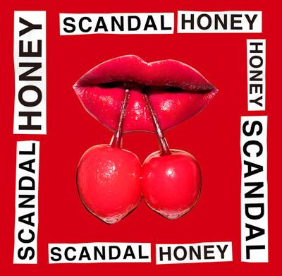 SCANDAL ニューアルバム『HONEY』が国内アルバムチャート3冠獲得!海外iTunesでも5カ国で1位獲得!
