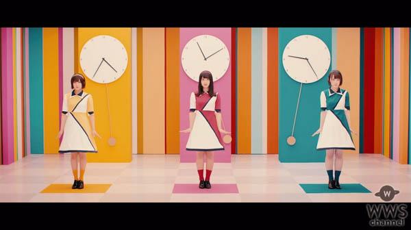 欅坂46、6thシングル収録カップリング曲、メンバー3名からなる新ユニット曲のMusic Video公開!