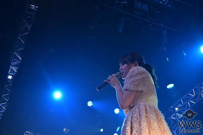 篠崎愛、自身のバースデーライブにてメジャー1st.アルバム発売を発表!&2月24日0:00より先行配信スタート!