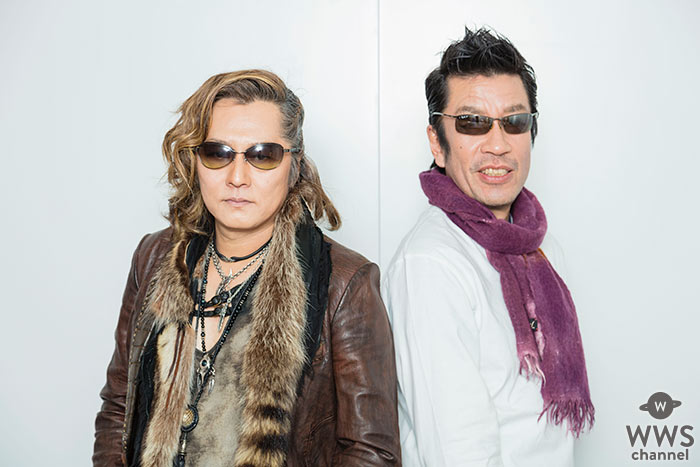 米米CLUBのカールスモーキー石井とリーダーのBONに番組の見どころについてインタビュー!NHKホールでの公演をWOWOWで3/4(日)独占放送!