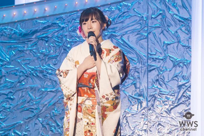岩佐美咲ライブで新曲『佐渡の鬼太鼓』初披露!