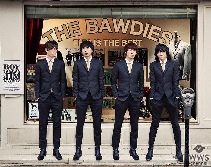 THE BAWDIES、5年ぶりとなる全国47都道府県ツアーが決定! 前半戦22公演の最速先行予約も本日スタート!