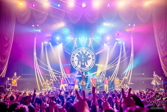 氣志團が中野サンプラザで氣志團万博2018と結成21周年ツアー開催発表!