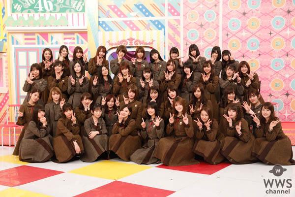 乃木坂46「第3回 乃木坂46時間TV」の生配信、さらに20thシングル『シンクロニシティ』の発売日が決定