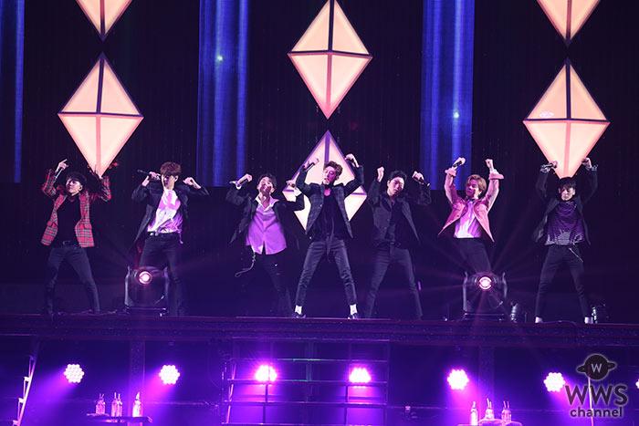 【ライブレポート】iKONが『PERFECT VALENTINE 2018』で圧巻パフォーマンス!CHAN「まるで空の中にいるよう」