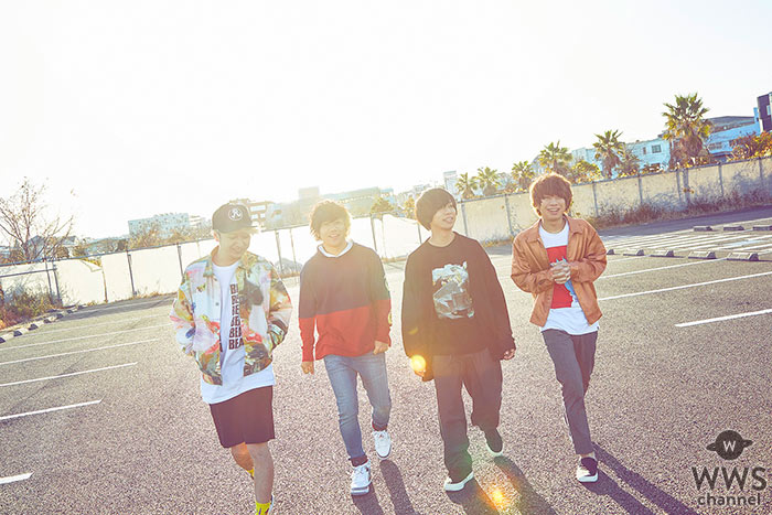 KEYTALK 3月7日発売『Rainbow』より「暁のザナドゥ」 MUSIC VIDEOをYouTubeで公開!