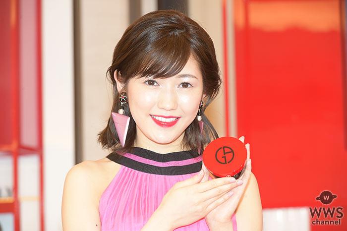 元AKB48・渡辺麻友がバレンタインデーに赤リップをつけてオトナの色気を披露!
