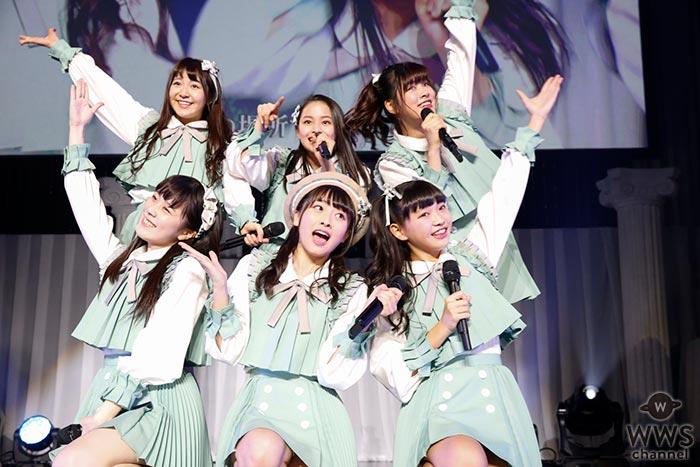ラストアイドル 兼任ユニット含む総勢40名での 初の単独ワンマンライブを開催! セカンドシングル発売日が 4月18日(水)に決定!