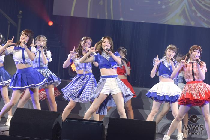SKE48が「Thank You Disney Live 2018」に出演!『みんなスター!』、『アンダー・ザ・シー』を元気よく熱唱!