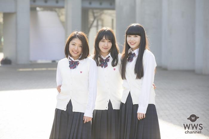 女子高生グループJ☆Dee'Z 新曲MV公開。驚愕の団体ダンスをあの幕張総合高校とコラボ!