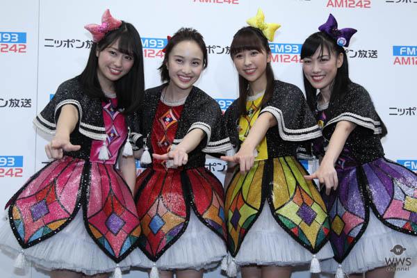 新生ももいろクローバーZが横浜アリーナでバレンタインイベント開催!「ゆるっとライブしたい」