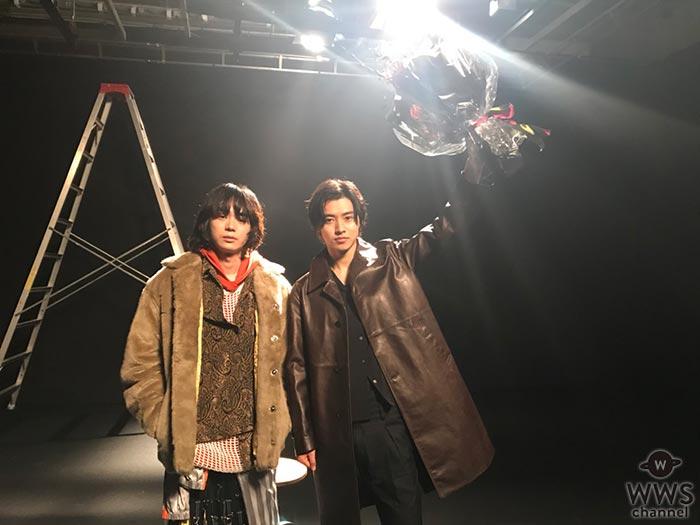 菅田将暉ニューシングルのミュージック・ビデオに、山﨑賢人がスペシャルゲストとして出演!! 注目の若手俳優二人によるコラボレーションが実現!!
