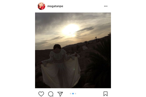 最上もが、異国情緒あふれる2nd写真集のオフショットを公開!「レイア姫っぽい」と絶賛の声!