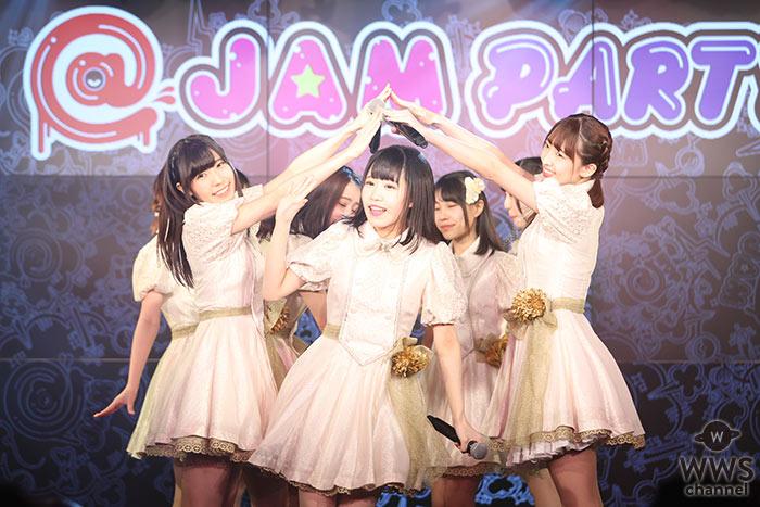 さくらシンデレラが@JAM PARTY出演! キレキレダンスで圧巻のライブパフォーマンス!