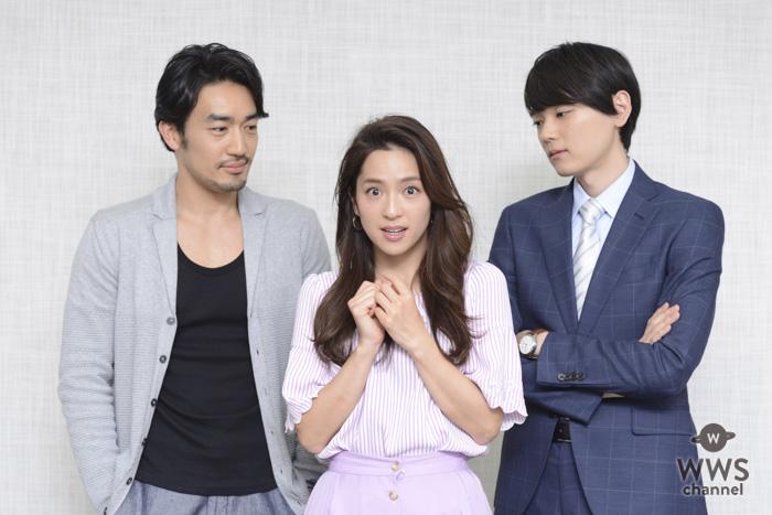 中村アン主演のドラマ「ラブリラン」の合同取材会が開催!「一歩踏み出したいという人たちに見て欲しい」