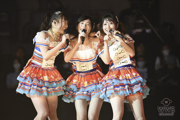 【オフィシャルレポート】SKE48・単独コンサートにファン15000人が「入学」!