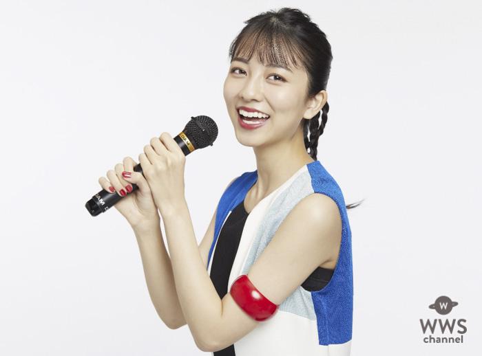 女優・小島梨里杏が「DAM CHANNEL」15代目MCに就任決定!