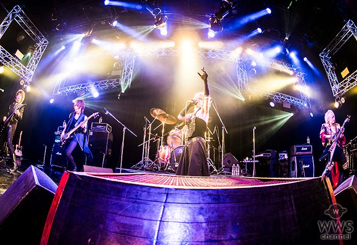 【ライブレポート】VisUnite主催のフェスイベント「VisUnite Fest Special Edition Vol.2」大盛況!!少女-ロリヰタ-23区、RAZOR、PSYCHOMMUNITYら人気バンドが出演!