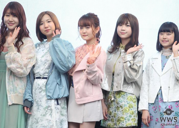 Little Glee Monster(リトグリ)が「東京 2020 ライブサイト in 2018」に登場!日比谷公園の満員のオーディエンスを魅了!