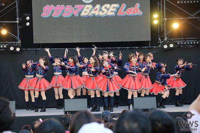 SKE48が「中京テレビ番組まつり」に出演!最新シングル「無意識の色」など5曲を披露!