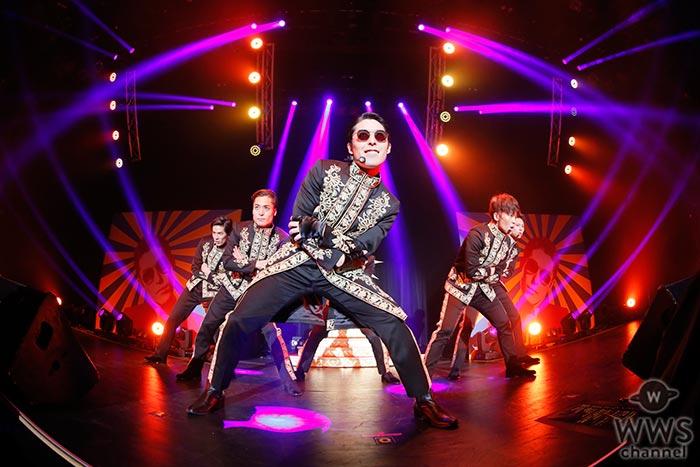 オリエンタルラジオ率いるRADIO FISHの初全国ツアーから東京公演を4/1WOWOWにてオンエア!ゲストアーティストとのコラボ曲も!