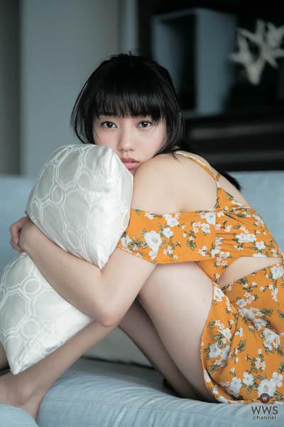 callme富永美杜(MIMORI)が「週刊ヤングジャンプ」No.17特大号の巻末グラビアに登場!無邪気な可愛らしい姿からセクシーな姿まで披露!