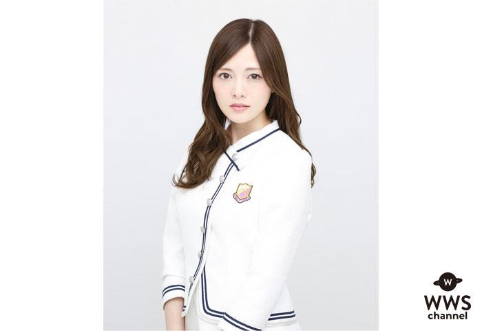 白石麻衣をイメージモデル起用した新カラーコンタクトレンズ「feliamo(フェリアモ)」2018年春に発売開始!
