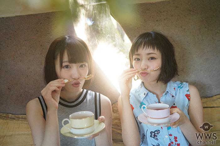 欅坂46・今泉佑唯、小池美波が初ツーショット表紙を飾った「B.L.T.4月号」が大好評!! ずっとピッタリ(ハート)仲良しプチ旅行のアザーカットを公開!