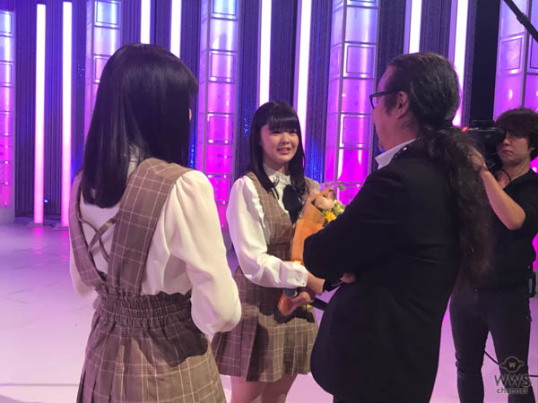 SKE48 市野成美、最後の歌番組出演!約6年半共に歩んできた「えごなる」こと江籠裕奈に感謝のメッセージ!