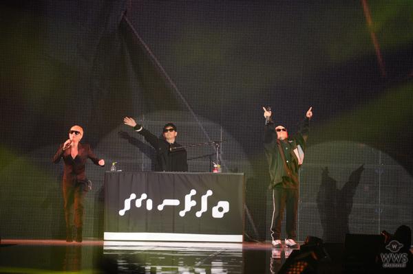 【 写真特集】m-floが激しいEDMサウンドに乗せて圧巻のライブパフォーマンス!<神戸コレクション2018 S/S>
