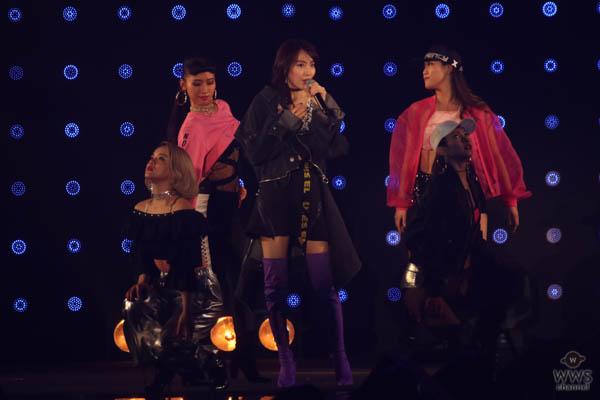 元KARA、JYがTGCで「好きな人がいること」を披露!<東京ガールズコレクション2018 S/S>