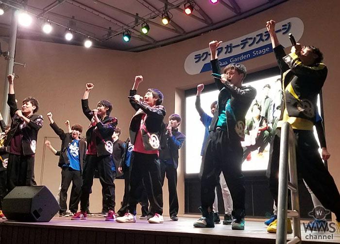 和田アキ子とのコラボ楽曲「愛を頑張って」をBOYS AND MEN研究生が初披露!
