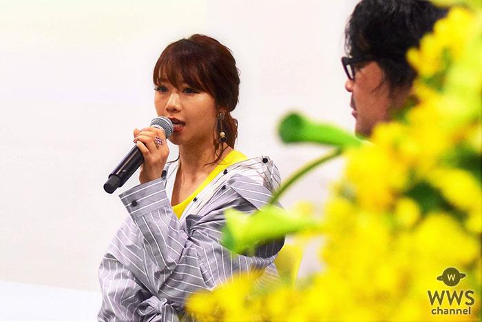 Dream Aya 新プロジェクトを発表!~HAPPY WOMAN FESTA 2018~