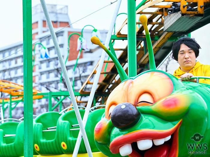 岡崎体育、約2年ぶりにアーティスト写真を更新!