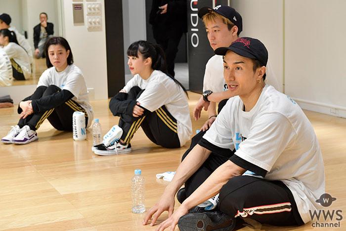 EXILE橘ケンチ 世界、Flower重留真波 中島美央が仙台で被災地の子供たちにダンス教室を開催!東日本大震災の復興支援ソング「Rising sun」の振り付けを指導!