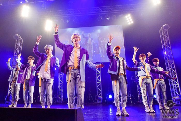 新人 No.1の実力派K-POPボーイズグループ・ONF(オンエンオフ)、 日本1stファンミーティングを渋谷・TSUTAYA O-EASTで開催で2,000人を魅了!2018年夏日本デビュー決定!
