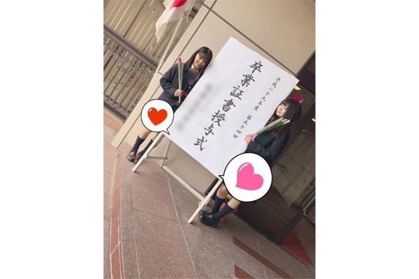 SKE48・市野成美と江籠裕奈が揃って高校卒業!「3年間、本当に楽しかったです」