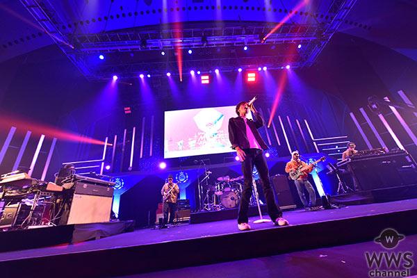 【ライブレポート】日本中を沸かせたSuchmosがW受賞! 『WIPER』『808』に場内もノリノリ!<SPACE SHOWER MUSIC AWARDS 2018>